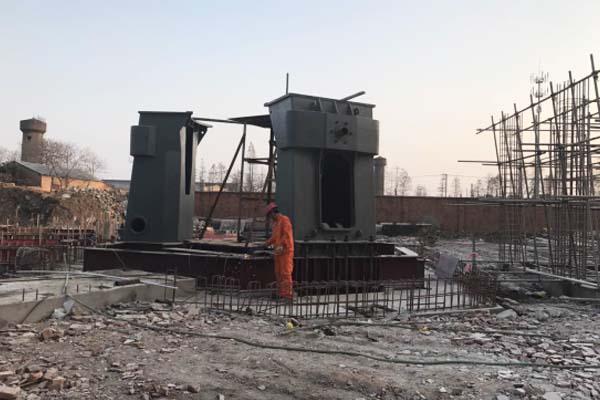 公司与常州坚鹏建材签订年产30万吨矿粉生产线项目总承包协议