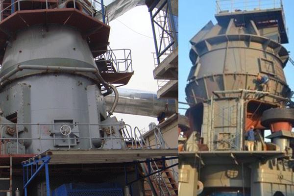 SH4240S矿渣立磨机