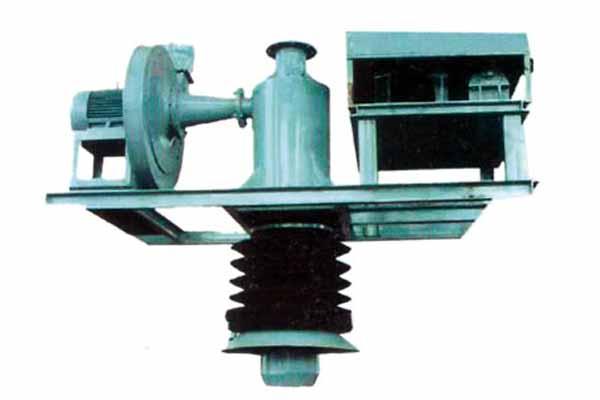 关于粉煤灰散装机的结构及特点讲解