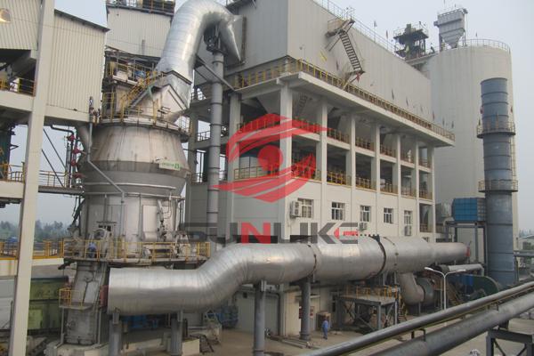 60万吨矿粉生产线