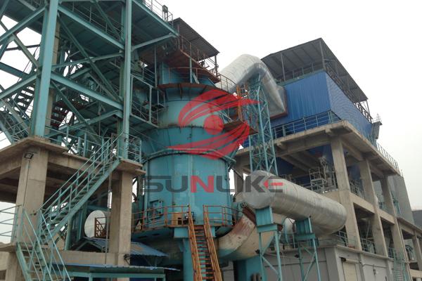 新疆鄯善30万吨矿渣微粉项目
