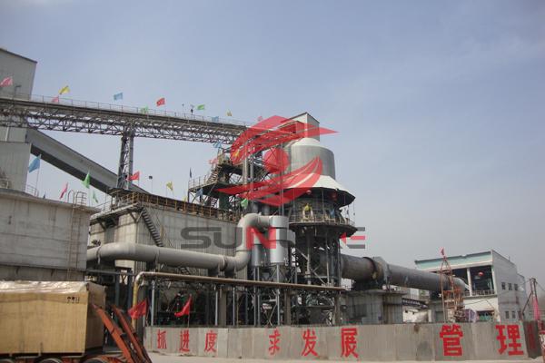 邯郸600吨石灰生产线