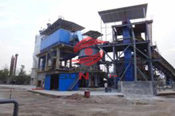 赞皇30万吨矿渣微粉项目