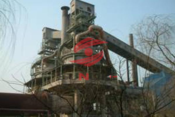 达州300吨活性石灰生产线